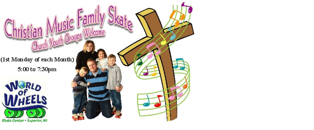 Next Christian Music Family Skate