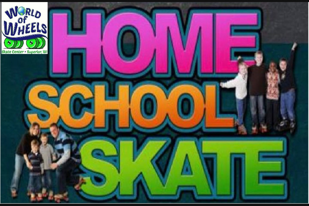 Next Home School Skate!