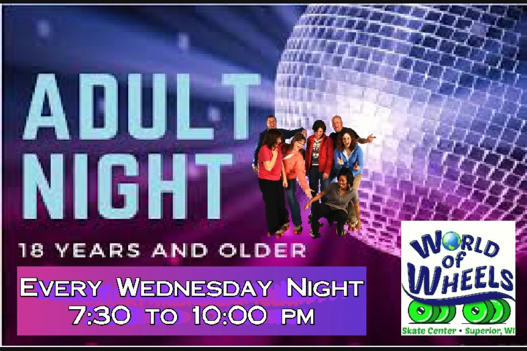 Adult Skate Night!
